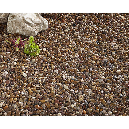 stylish stone premium pea gravel 20mm bulk bag. Black Bedroom Furniture Sets. Home Design Ideas