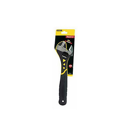 Image for Stanley DynaGrip Adjustable Wrench - 152mm from StoreName