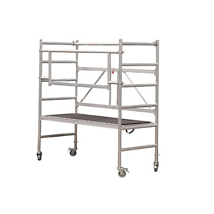 Abru Extension Ladder 2m Compact Triple
