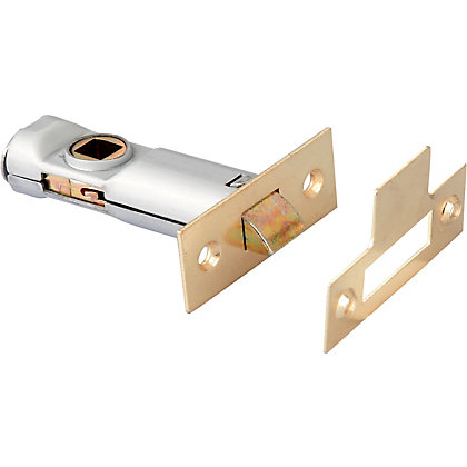 Image for Single Roller Catch - Brass - 95mm from StoreName