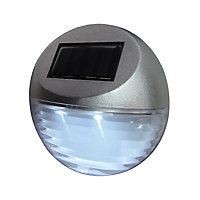 Solar Fence Post Light