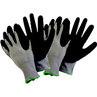 General Worker Gloves in Black (Twin Pack)