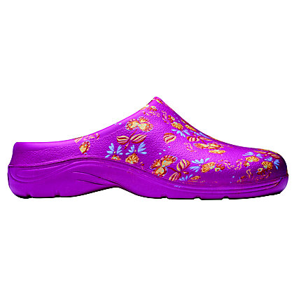 Image for Briers Patterned Clogs - Size 5 from StoreName