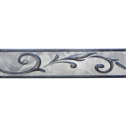 Image for Christy Grey Classic Border - 5 x 20cm from StoreName