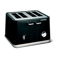 Morphy Richards Aspects Titanium 4 Slice Toaster
