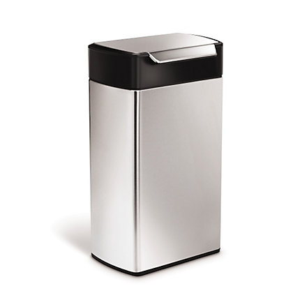 Image for Simplehuman Touch-Bar Bin - 40L from StoreName