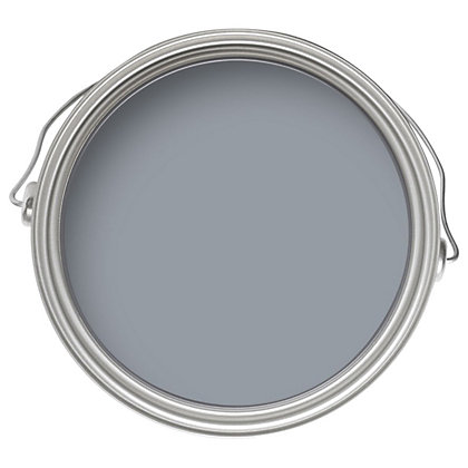 Image for Crown Feature Wall Breatheasy Blue Gravel - Matt Emulsion Paint - 1.25L from StoreName