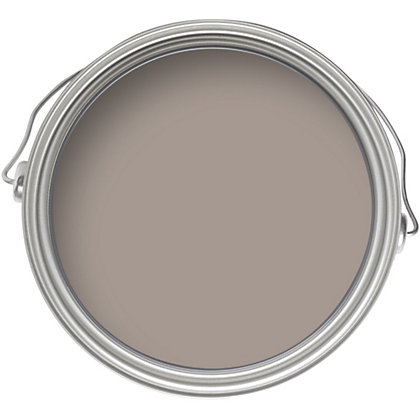 Image for Crown Breatheasy Standard Crushed Chocolate - Matt Emulsion Paint - 2.5L from StoreName