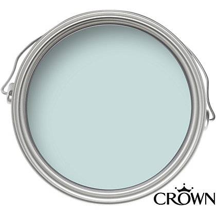 Image for Crown Standard Breatheasy Blue Bay - Non Drip Satin Paint - 750ml from StoreName
