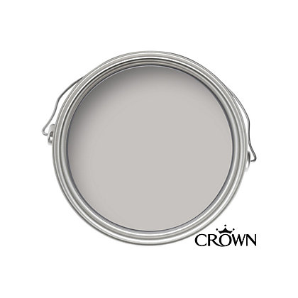 Image for Crown Standard Breatheasy Cloud Burst - Non Drip Satin Paint - 750ml from StoreName