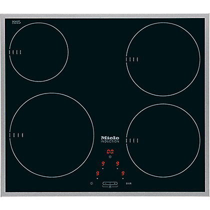 Image for Miele KM6115 Induction Hob - 4 Zones from StoreName