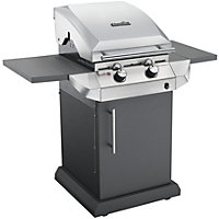 Char-Broil 2 Burner Performance T-22G Silver BBQ