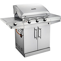 Char-Broil 4 Burner Performance T-36G5 Silver BBQ - Home Delivery