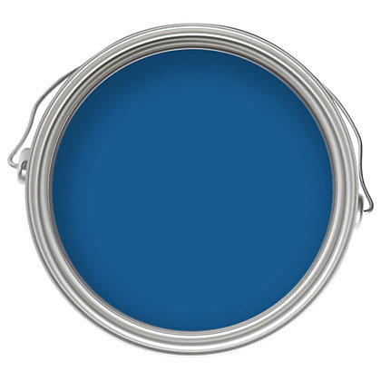 Image for Crown Regal Blue - Non Drip Gloss Paint - 750ml from StoreName