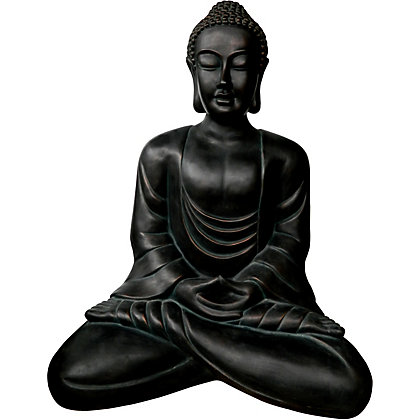 Image for Large Buddha Garden Ornament from StoreName
