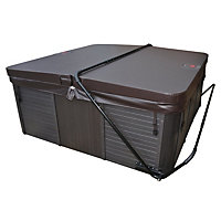 canadian spa company quebec 3 person hot tub includes