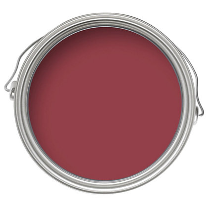 Image for Dulux Feature Wall Redcurrant Glory - Matt Emulsion Paint - 1.25L from StoreName