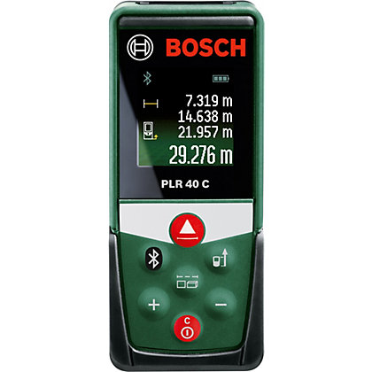 Image for Bosch PLR 40C Digital Laser Measure from StoreName