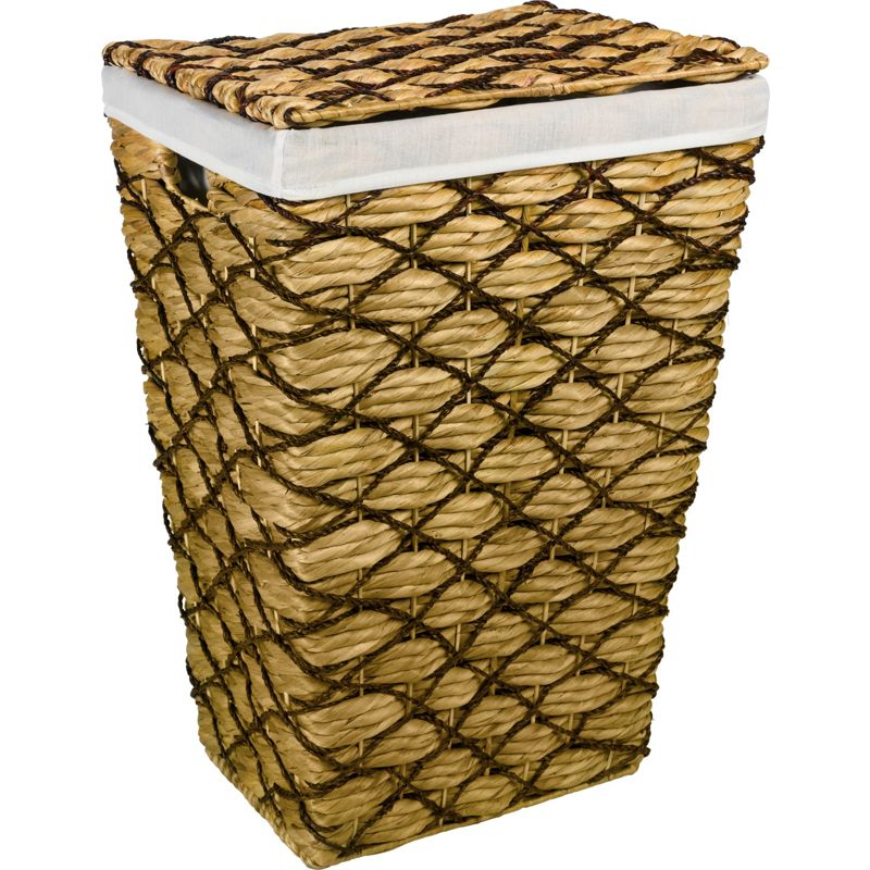 Flower Baskets Homebase : Laundry hamper