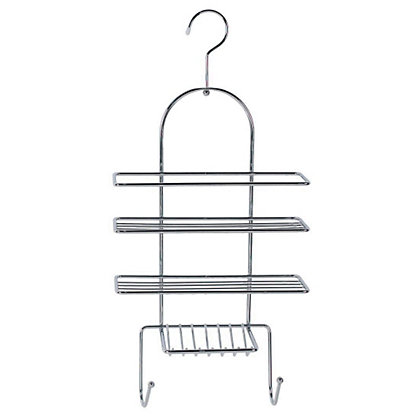 Image for Chrome Plated Shower Caddy from StoreName
