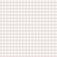 Lazy Sunday Gingham Check Wallpaper - Pink