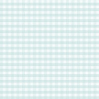Lazy Sunday Gingham Check Wallpaper - Duck Egg
