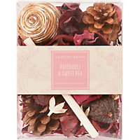 Cantley Heath Patchouli & Sweet Pea Pot Pourri