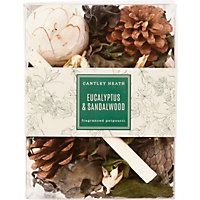 Cantley Heath Eucalyptus & Sandlewood Pot Pourri