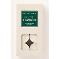 Cantley Heath Eucalyptus & Sandalwood- 16 Tealights