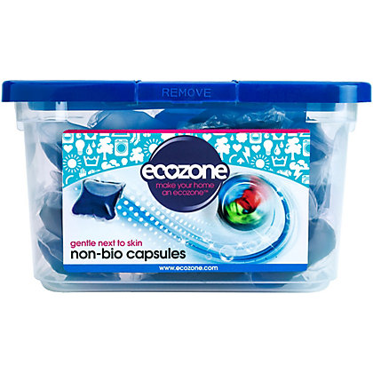 Image for Ecozone Non Bio Laundry Capsules from StoreName