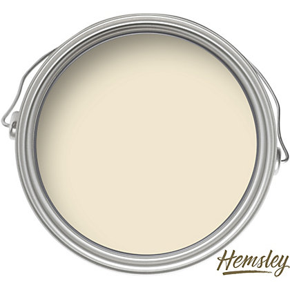 Image for Hemsley Ultra Flat Matt Emulsion Paint -  Cudworth Buttermilk - 100ml - Tester from StoreName