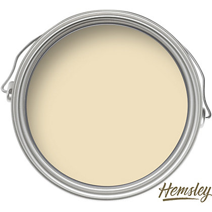 Image for Hemsley Ultra Flat Matt Emulsion Paint -  Cudworth Cream - 100ml - Tester from StoreName