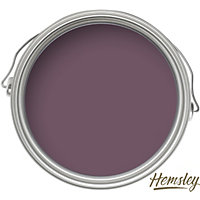 Hemsley Ultra Flat Matt Emulsion Paint -  Milbourne Plum - 100ml - Tester