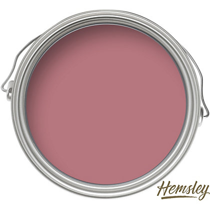 Image for Hemsley Ultra Flat Matt Emulsion Paint -  Cheriton Berry - 100ml - Tester from StoreName