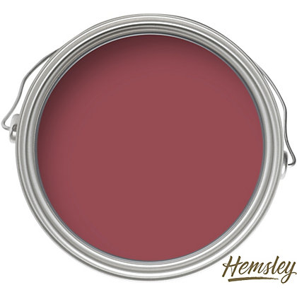 Image for Hemsley Ultra Flat Matt Emulsion Paint -  Cheriton Rosebud - 100ml - Tester from StoreName