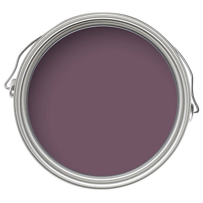 Image for Hemsley Ultra Flat Matt Emulsion Paint -  Milbourne Plum - 2.5L from StoreName