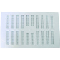 Adjustable Vent - 229 x 152mm - Plastic