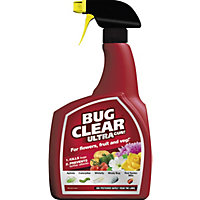 Bugclear Ultra Gun! Ready To Use Insecticide - 1L