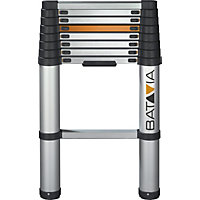 Batavia 2.61m Telescopic Extendable Ladder