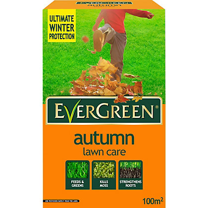 Image for Evergreen Autumn Lawn Care - 100M2 Box from StoreName