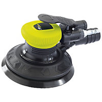 Draper 65084 Storm Force Composite 150mm Dual Action Air Sander