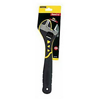 Stanley DynaGrip Adjustable Wrench - 203mm