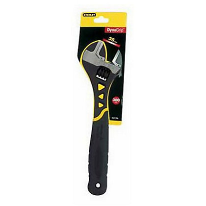Image for Stanley DynaGrip Adjustable Wrench - 203mm from StoreName