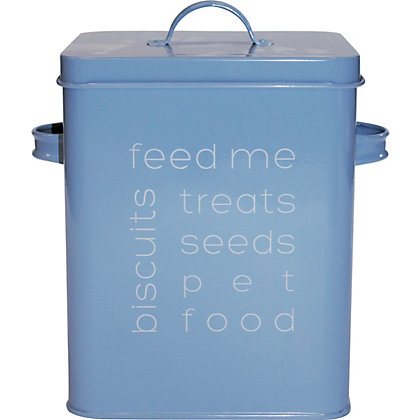 Image for Potting Shed Storage Tin - Light Blue from StoreName