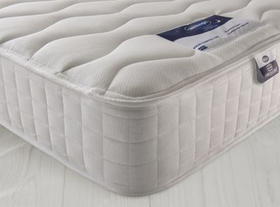 Image of Silentnight Harding Pocket Comfort Single Mattress.