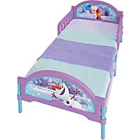 Frozen Cosytime Toddler Bed.
