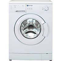 White Knight WM105 5KG 1000 Spin Washing Machine - White.