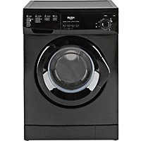 Bush F721QB 7KG Washing Machine- Black/Store Pick Up.