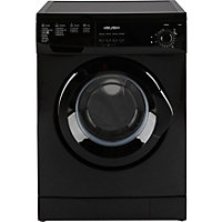 Bush F621QB 6KG Washing Machine- Black/Ins/Del/Rec.