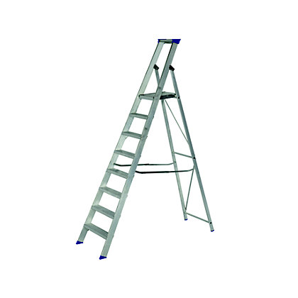 Image for Abru 8 Tread Builders Platform Stepladder from StoreName
